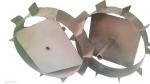 Грунтозацепы Oleo-Mac 480 мм.
