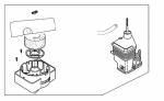 L66150307 воздушный фильтр в сборе