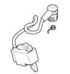 Модуль зажигания Oleo-Mac 56550145BR